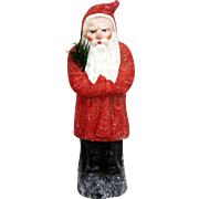 Antique German Belsnickle Santa ca1910