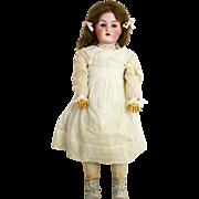 """Antique Large German Kestner 214 Doll 30"""""""