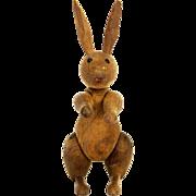 Vintage Kay Bojesen Danish Rabbit by Rosendahl