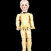 Antique German Kestner 171 Bisque Head Doll