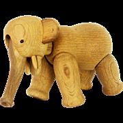 Vintage Kay Bojesen Danish Elephant by Rosendahl