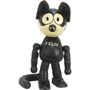 Vintage Schoenhut Felix The Cat
