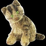 Antique Steiff Sitting Cat ca1910