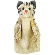 Antique Steiff Cat Hand Puppet ca1910