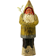 Antique Early German Belsnickle Santa ca1900