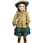 Antique French Tete Jumeau Second Series Doll ca1880