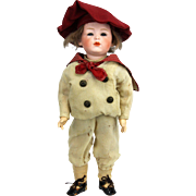 Antique German Heubach Character Doll #7407