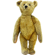 "Antique Steiff Jointed Bear 14"""