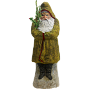 Antique Early German Unusually Large Belsnickle Santa ca1890