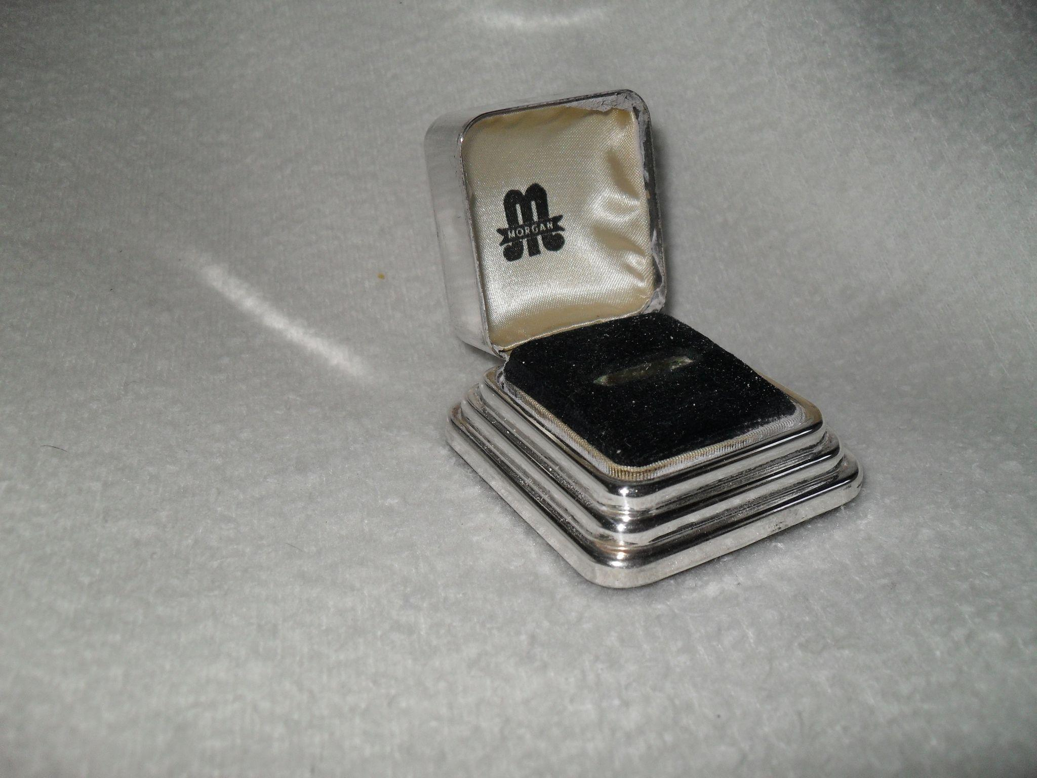 deco sturdy sterling for birks graduated sterling