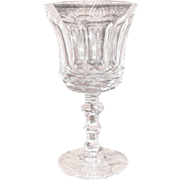 """Exquisite Waterford Ireland Crystal Royal Tara Water Goblet 6 3/4"""""""