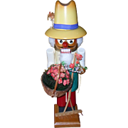 Steinbach Nutcracker The Flower Seller RosenKavalier Orig Box S603