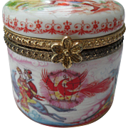 The Firebird by Pavel Tikhomirov from The Lucy Maxym Collections Trinket Box