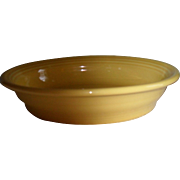 HLC USA Fiesta Fiestaware Yellow Vegetable Bowl