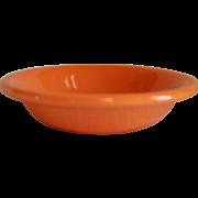 """HLC USA Fiesta Fiestaware Orange Fruit Bowl 5 1/4"""""""