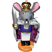 Steinbach Nutcracker Chubby Mouse King Orig Box/Tag  S1866
