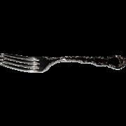 Birks Regency Silver Plate Louis de France Luncheon Fork (2)