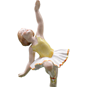 Royal Worcester Figurine 'Tuesdays Child is Full of Grace' Ballerina 3258