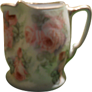 Royal Bayreuth Rose Tapestry Creamer Blue Mark