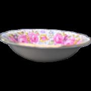 Royal Albert Serena Pink Roses Floral 839329 Fruit/Dessert Bowl