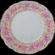 Royal Albert Serena Pink Roses Floral 839329 Dinner Plate