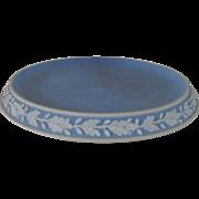 Early Wedgwood Jasperware Blue Dip Teapot Trivet