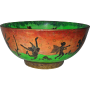 Wedgwood Fairyland Imperial Flame Bowl Z5360