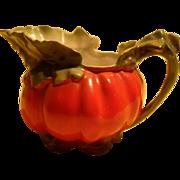 Vintage Royal Bayreuth Tomatoware Leaf Creamer Deponiert