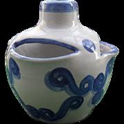 "Vintage MA Hadley Pottery 4"" Planter"