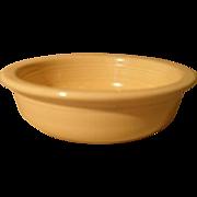 """Vintage Fiesta Fiestaware 5 1/2"""" Ivory Fruit Bowl"""
