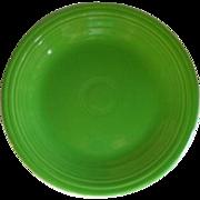 "HLC USA Fiesta Fiestaware Shamrock Green 10 1/2"" Dinner Plate"