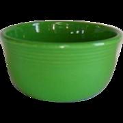 "HLC USA Fiesta Fiestaware Shamrock Green 6"" Gusto Bowl"