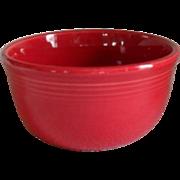 HLC USA Fiesta Fiestaware Scarlet Red Gusto Bowl