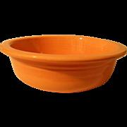 HLC USA Fiesta Fiestaware Orange Vegetable Bowl