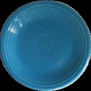 "HLC USA Fiesta Fiestaware Peacock Blue 7 1/8"" Plate"