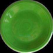 "HLC USA Fiesta Fiestaware Shamrock Green 7 1/8"" Plate"