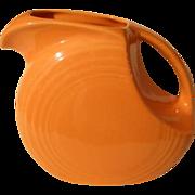 HLC USA Fiesta Fiestaware Orange Pitcher