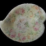 Royal Bayreuth Tapestry Rose Pin Dish