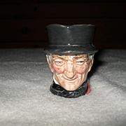 Vintage Royal Doulton Miniature John Peel Toby Character Jug
