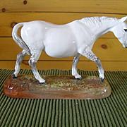 Rare Royal Doulton Gude Grey Gray Mare Horse Figurine HN 2569 G