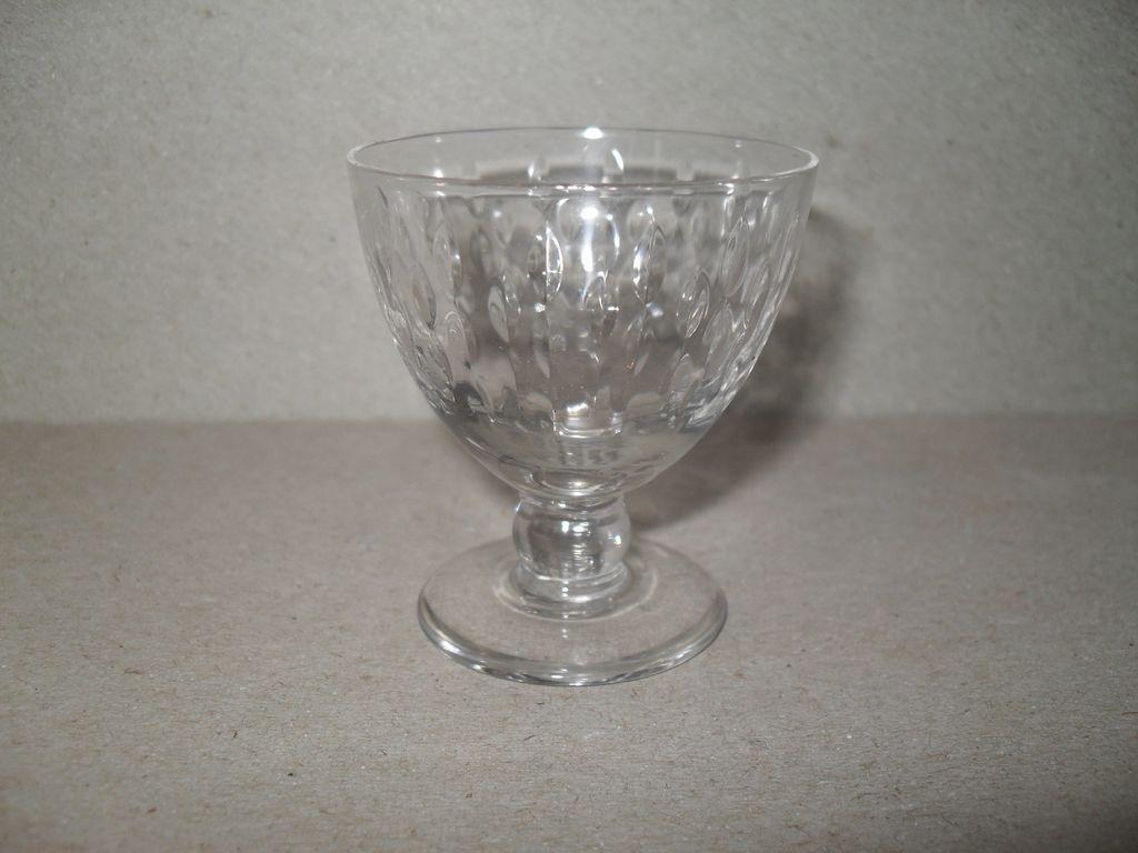 baccarat france crystal paris aperatif glass vodka stem. Black Bedroom Furniture Sets. Home Design Ideas