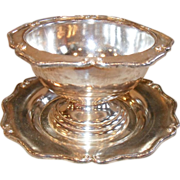 Wm A. Rogers Heirloom Silverplate Finger Bowls (6)