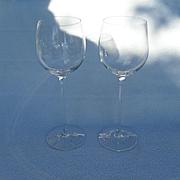 Riedel Exquisit Mid-Century Claret Wine Glass (2)