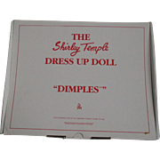 """Shirley Temple Outfit for your 16"""" Doll by Danbury Mint - Dimples"""