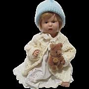 Vintage Schoenhut Baby Doll