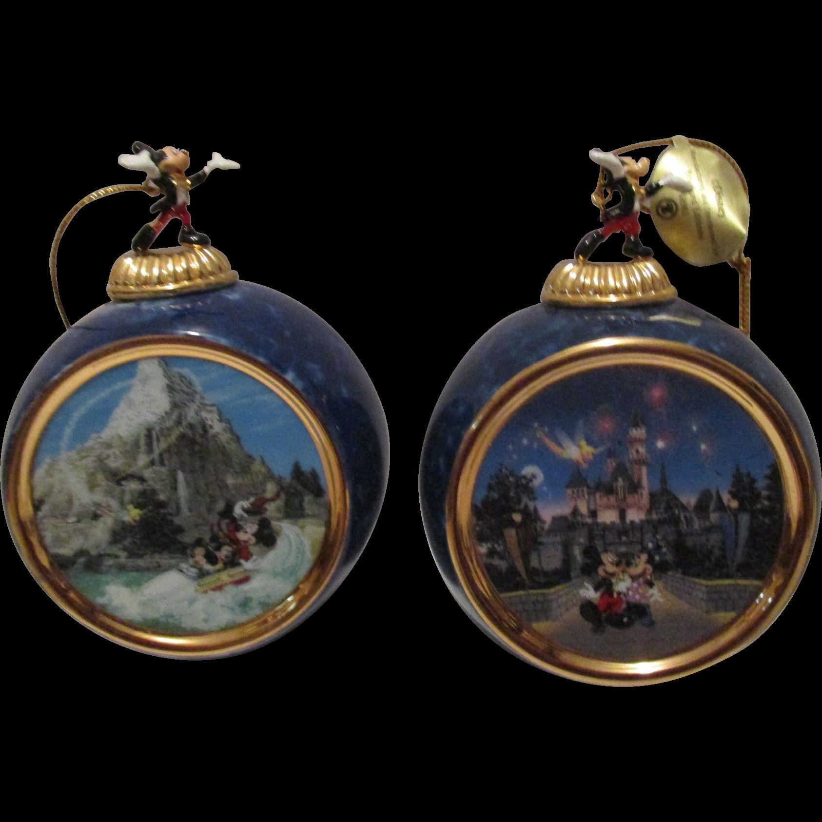 Vintage Disney Christmas Ornament Sold On Ruby Lane