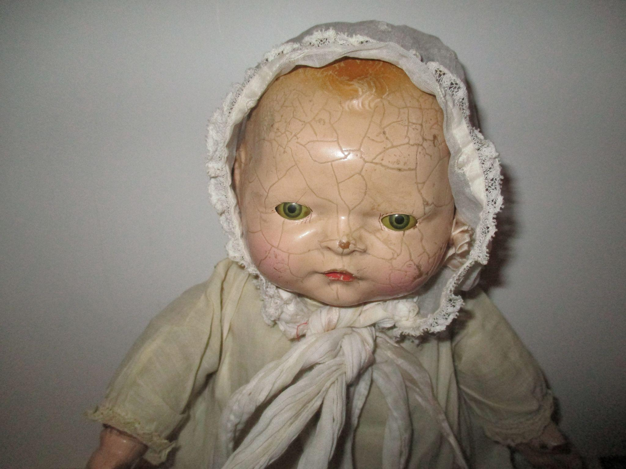 Vintage Century Baby Doll From Atticangel On Ruby Lane