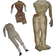 Antique Doll Bodies - Red Tag Sale Item