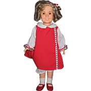 Vintage 1972 Shirley Temple Doll