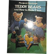 Teddy Bears And How To Make Them Book By Margaret Hutchings
